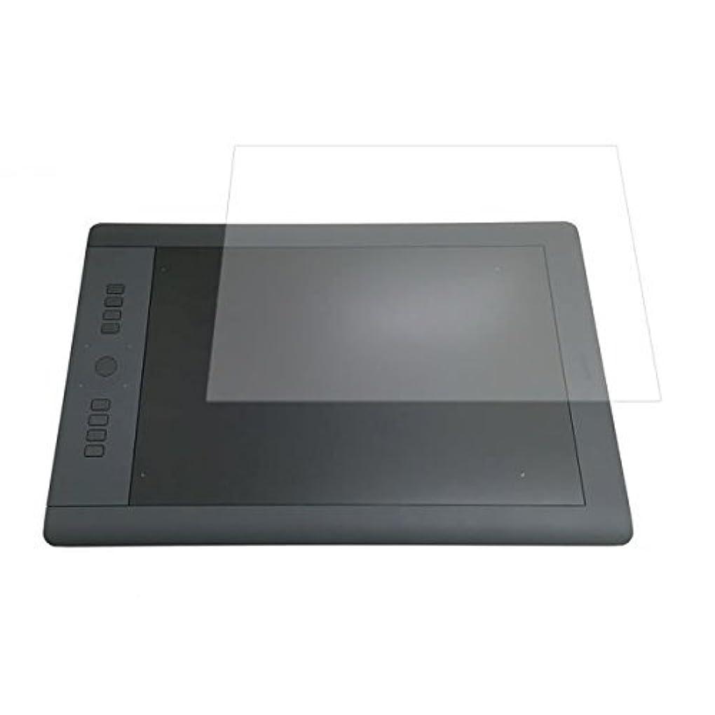 キノコ小道具帰るワコム(WACOM) Intuos Pro Large PTH-851/K1 15.6インチ用【書き味向上】液晶保護フィルム ペーパーライクなペン滑り!
