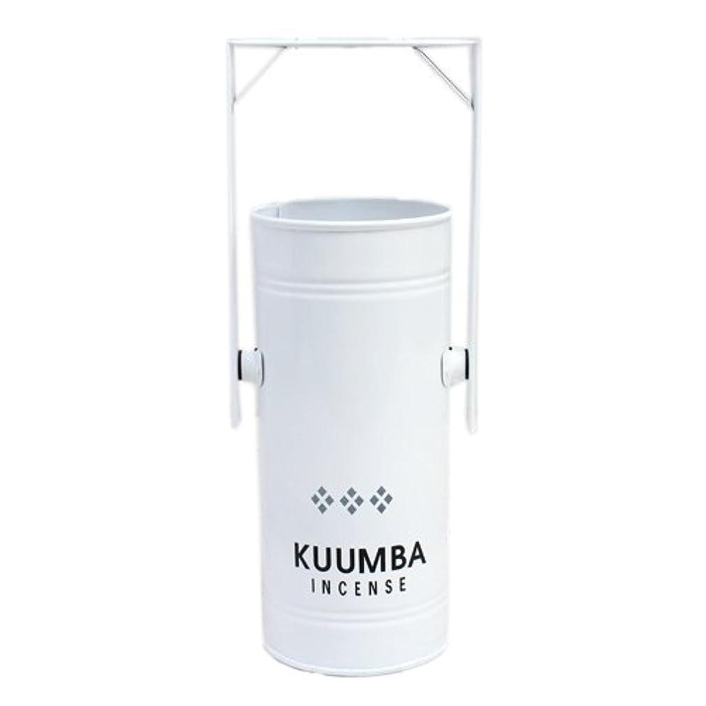 ベイビー兵器庫生きるKUUMBA (クンバ)『INCENSE BURNER-Regular』(WHITE) (ONE SIZE, WHITE)