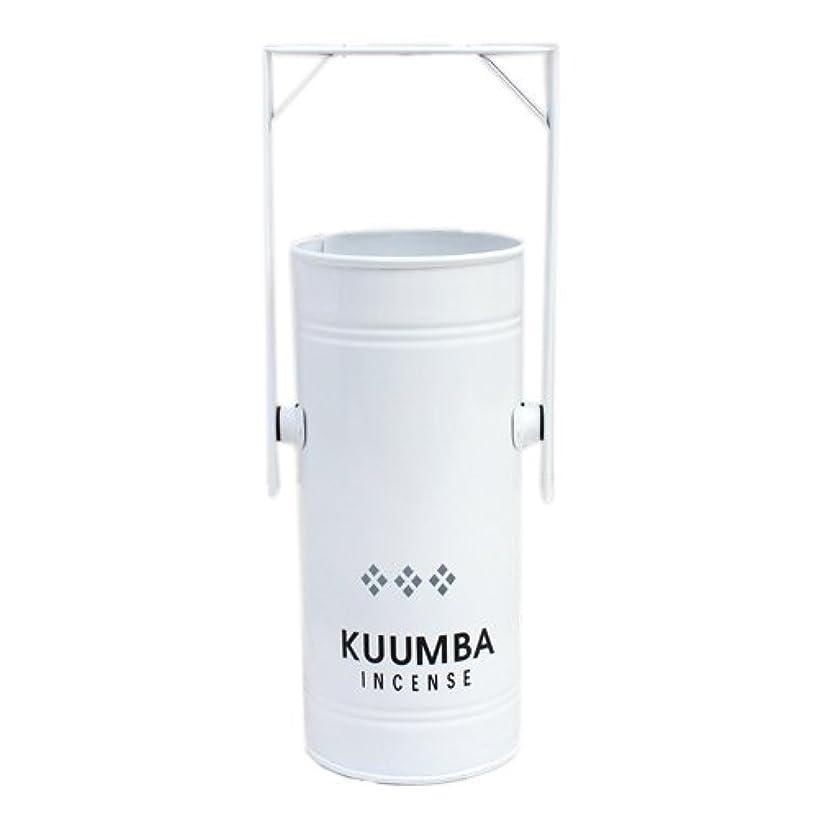 エイリアス守銭奴羽KUUMBA (クンバ)『INCENSE BURNER-Regular』(WHITE) (ONE SIZE, WHITE)
