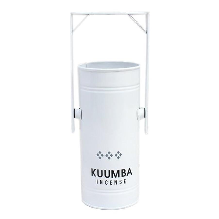 ルートスマッシュ名目上のKUUMBA (クンバ)『INCENSE BURNER-Regular』(WHITE) (ONE SIZE, WHITE)