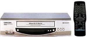 オリオン VHSステレオHi-Fiビデオカセットレコーダー HF-20K