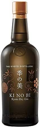 [箱なし] 季の美 (きのび) 京都ドライジン45度 700ml