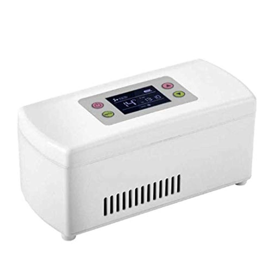 人差し指コピーレンチ高度の温度調整システムが付いている薬冷却装置そしてインシュリンのクーラー - 携帯用薬剤のクーラー箱