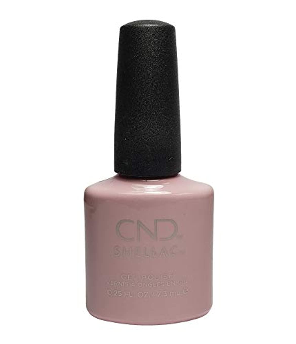 ボトルネックファウルに付けるCND Shellac - The Nude Collection 2017 - Unlocked - 7.3 mL / 0.25 oz