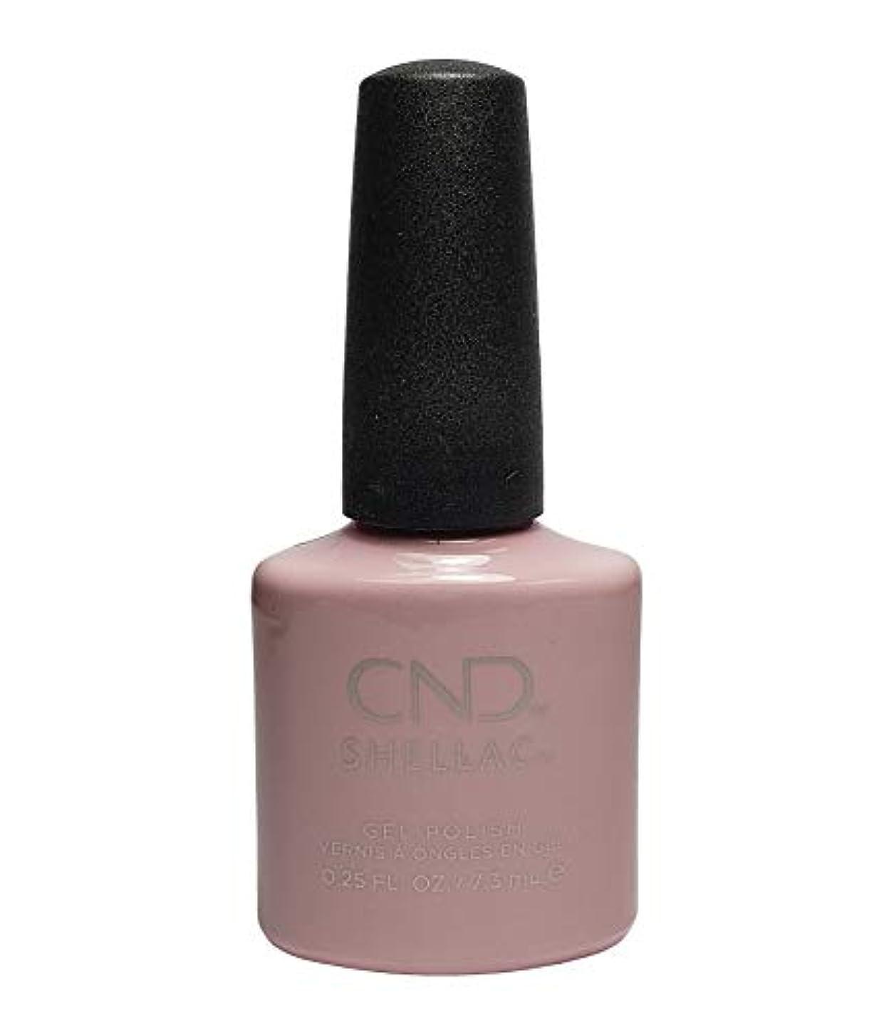 解凍する、雪解け、霜解け毎回買い手CND Shellac - The Nude Collection 2017 - Unlocked - 7.3 mL / 0.25 oz
