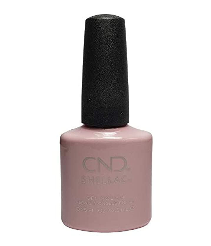 ミットキャッチセメントCND Shellac - The Nude Collection 2017 - Unlocked - 7.3 mL / 0.25 oz
