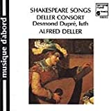 Shakespeare Songs: Deller / Dupre