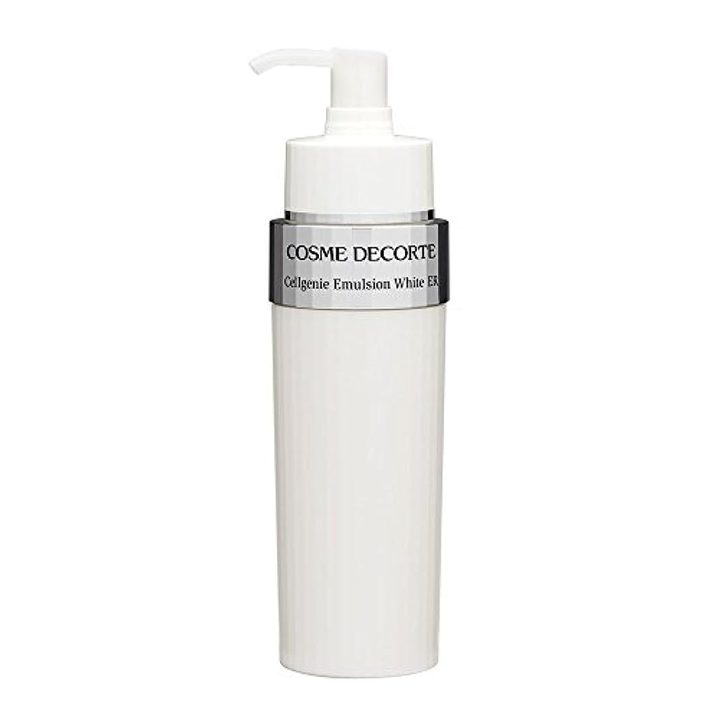 抜け目のないデンプシー自然COSME DECORTE コーセー/KOSE セルジェニーエマルジョンホワイトER 200ml [362909] [並行輸入品]