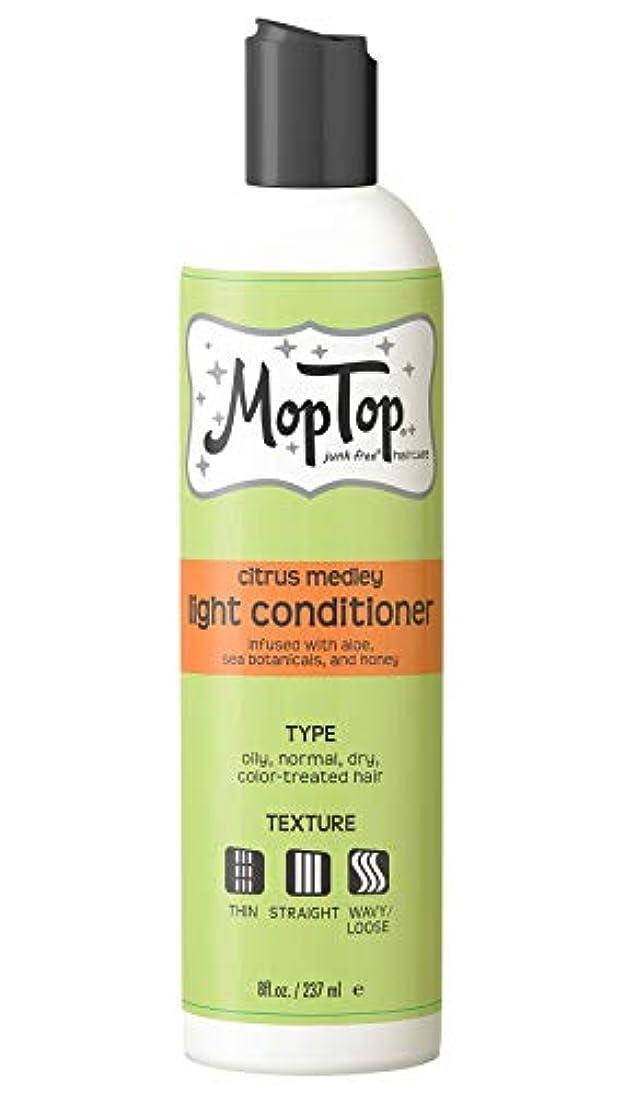 帳面意志妨げるMopTop Light Conditioner - Citrus Medley by MopTop