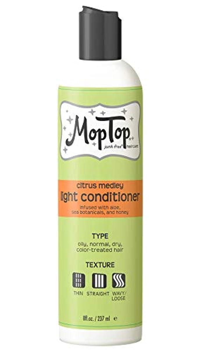 陽気なポーンゼロMopTop Light Conditioner - Citrus Medley by MopTop