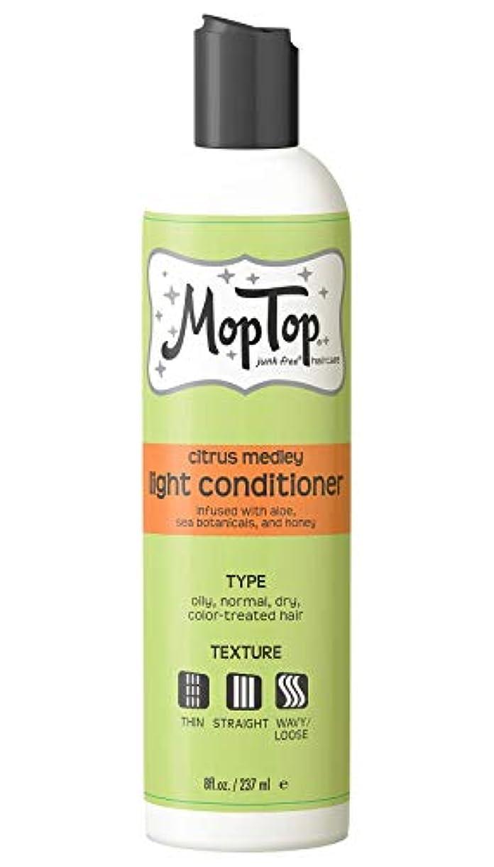 冒険者ばか組み合わせるMopTop Light Conditioner - Citrus Medley by MopTop