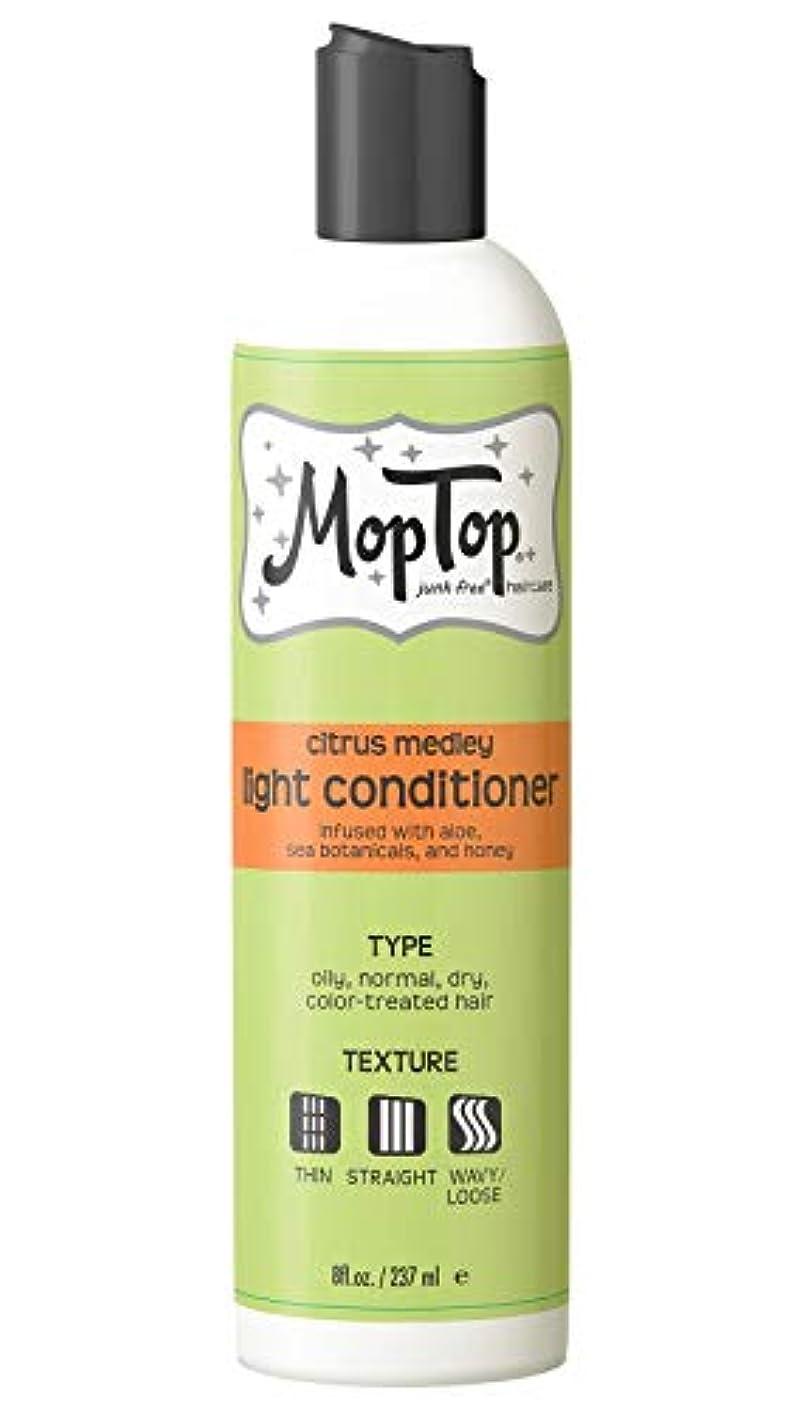 トロイの木馬ショルダー大工MopTop Light Conditioner - Citrus Medley by MopTop