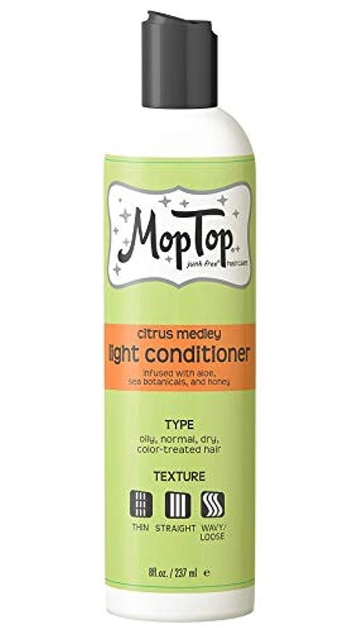 アカウントアトラスマウスMopTop Light Conditioner - Citrus Medley by MopTop