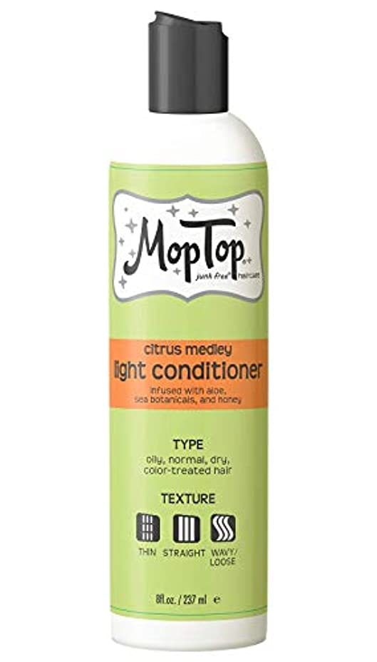 ストリップ一族本能MopTop Light Conditioner - Citrus Medley by MopTop