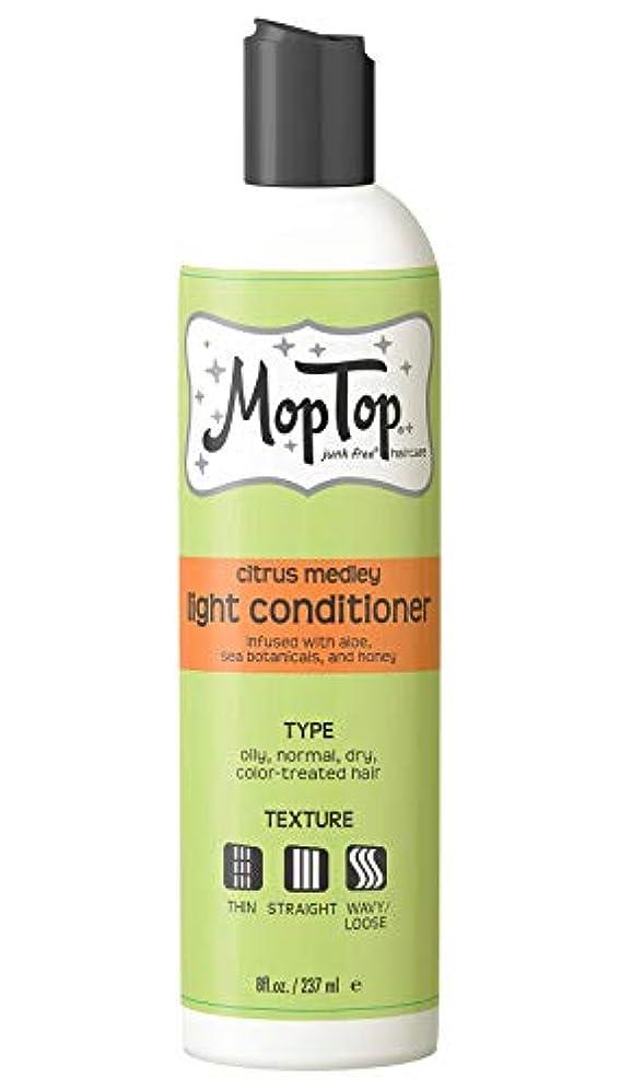鋸歯状バー車MopTop Light Conditioner - Citrus Medley by MopTop