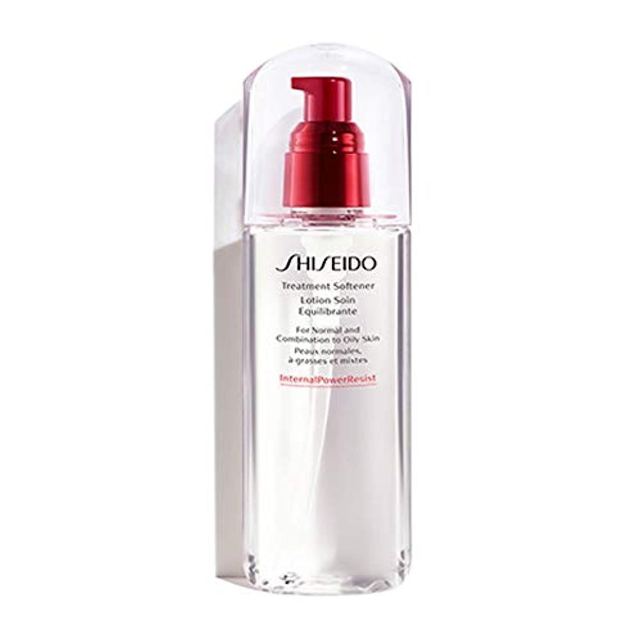 ピニオンマントスパイラル資生堂 Defend Beauty Treatment Softener 150ml/5oz並行輸入品