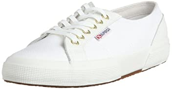 Canvas Leather Shoe 14093310002710: White