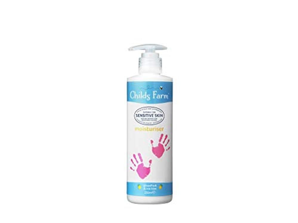 パターンさらにドライバChilds Farm Hand and Body Lotion for Silky Skin