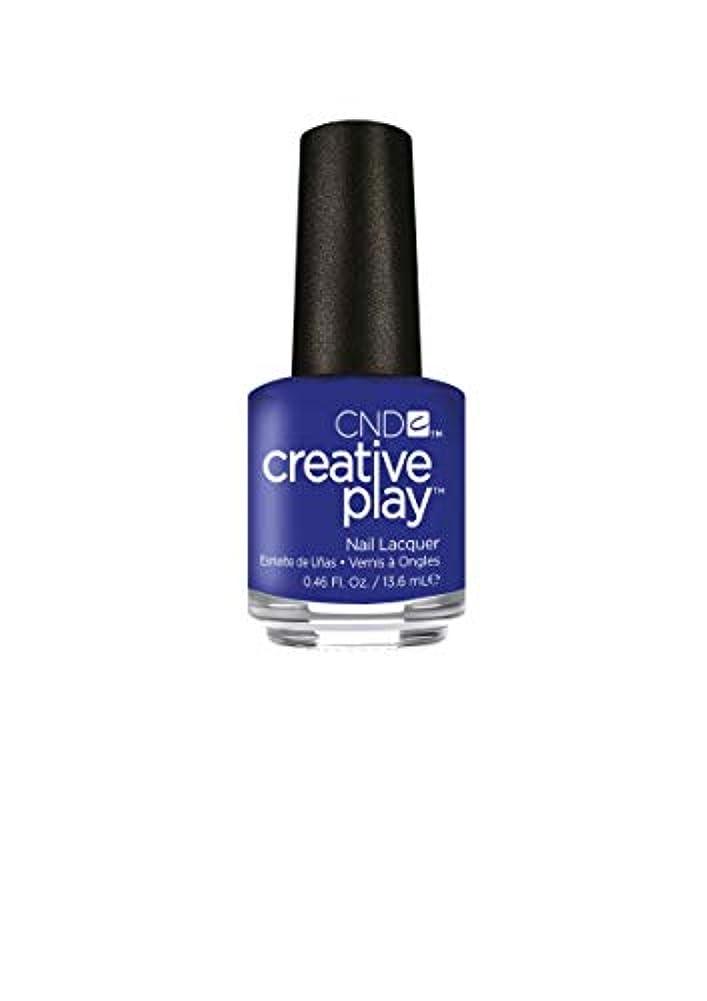 CND Creative Play Lacquer - Royalista - 0.46oz / 13.6ml