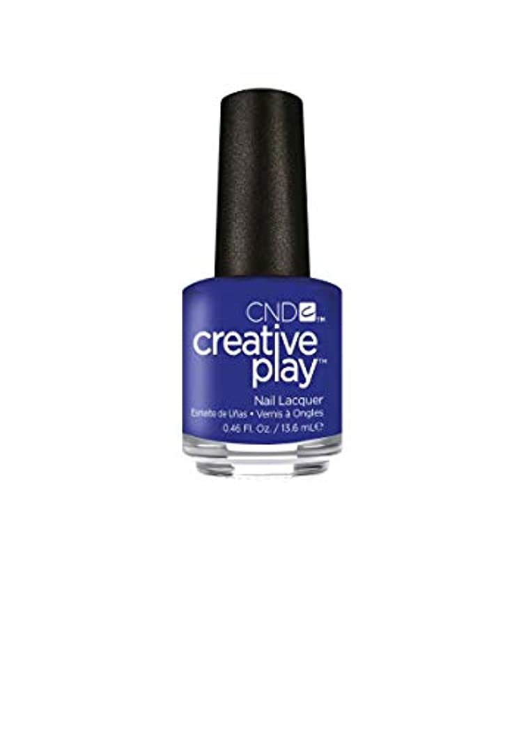 東レガシーナインへCND Creative Play Lacquer - Royalista - 0.46oz / 13.6ml