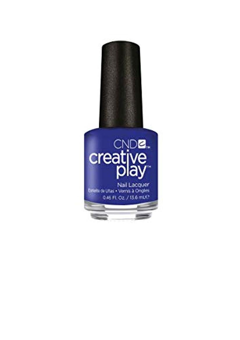 前売ビン付き添い人CND Creative Play Lacquer - Royalista - 0.46oz / 13.6ml