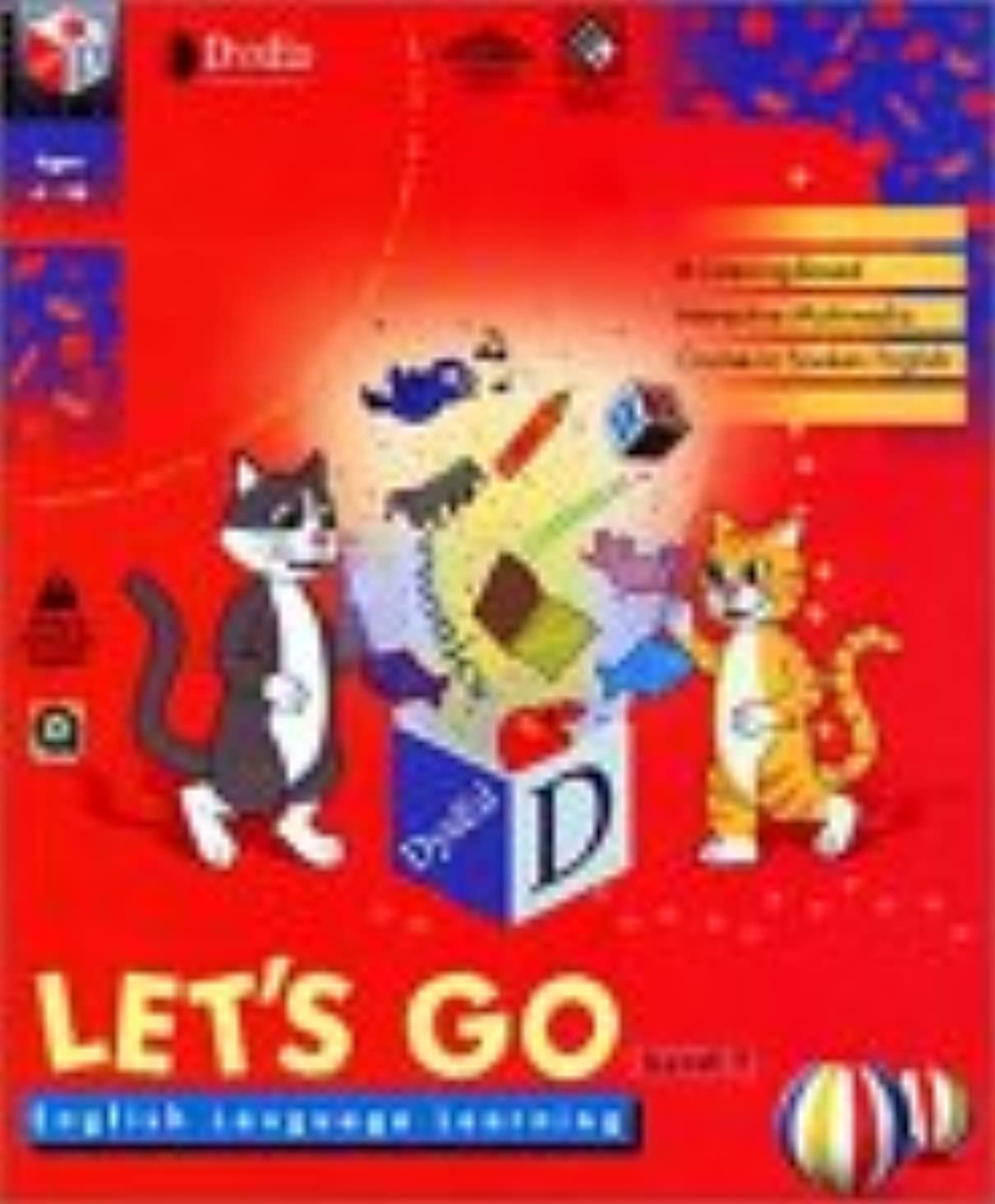 画家教科書レバーLet's Go English Langage Learning Level 5