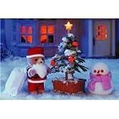 シルバニアファミリー サンタとクリスマスセット D6-04