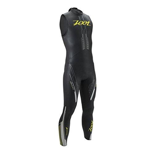 ズート メンズノースリーブウエットスーツ(M Z FORCE 1.0 SL WETZOOT) Z140701201 ブラックフラッシュ M