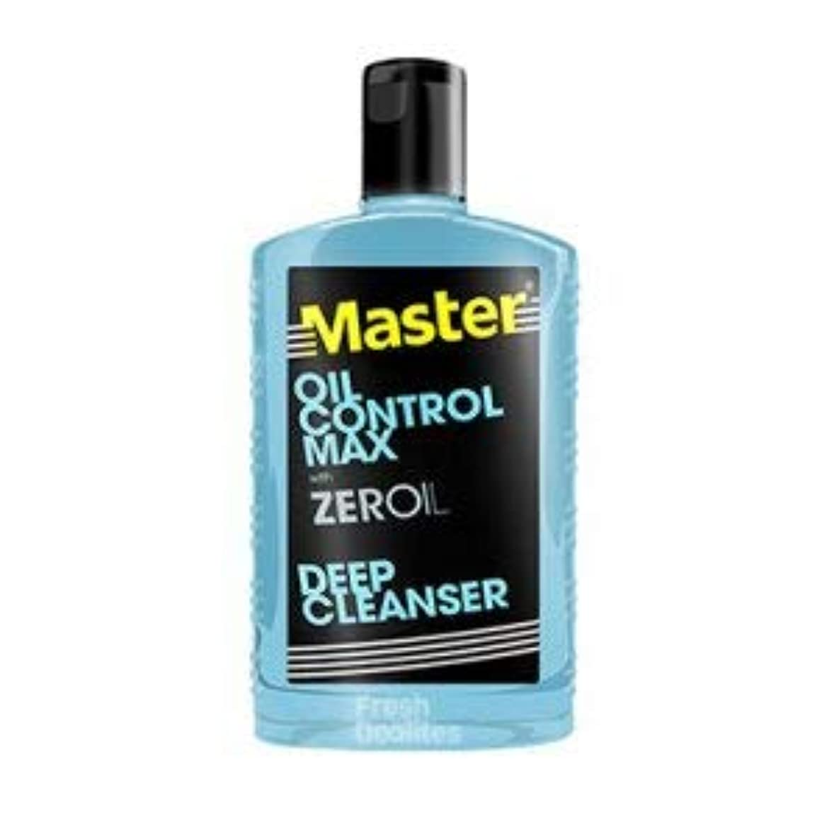 不毛持参犠牲Master OIL CONTROL MAX with ZEROIL 135ml【PHILIPPINES】