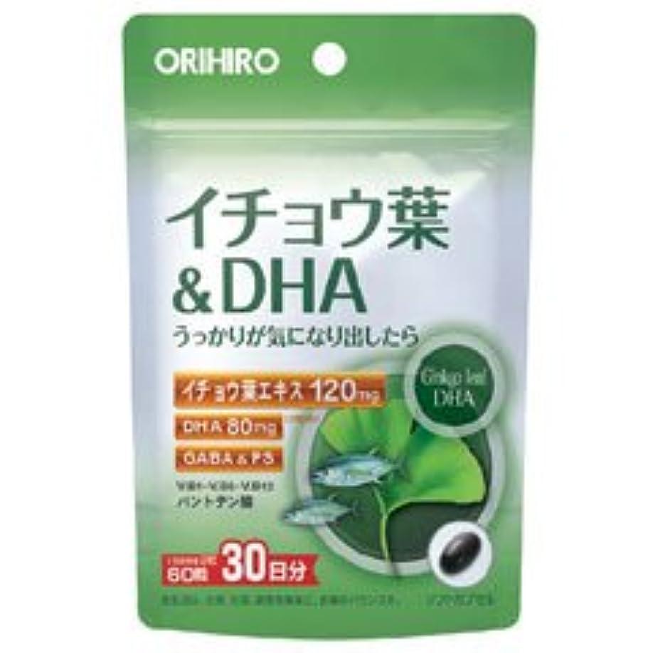 PDイチョウ葉&DHC60粒×(6セット)