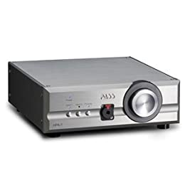パス A級動作デスクトップ用ヘッドホンアンプPASS Labs. HPA-1