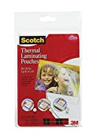 """Laminating Pouch、4"""" x6"""""""