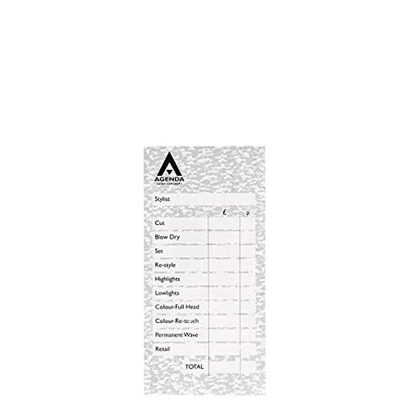 シャーロットブロンテメトリック自体アジェンダ サロンコンセプト チェックパッドグレー6x100リーフ[海外直送品] [並行輸入品]