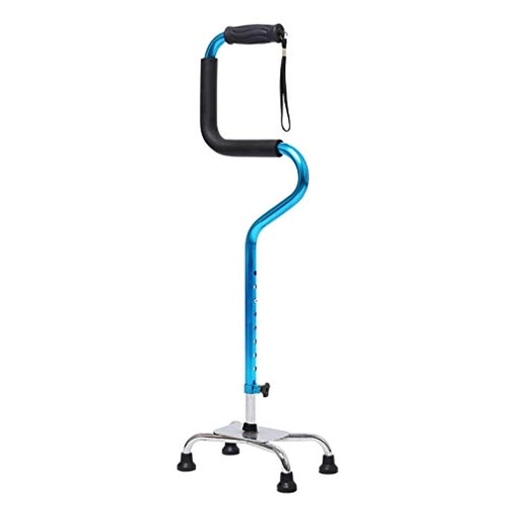 れる業界イヤホン人間工学に基づいたダブルカーブダブルグリップ松葉杖歩行杖、スポンジグリップ/起立アシスト、軽量アルミニウム松葉杖、8つの高さ調節、4つの滑り止め足