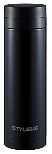 スタイラス マグカップ ストレート 500ml ブラック F-2612