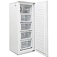 ALLEGiA(アレジア) 冷凍庫 ストッカー(107L) 家庭用前開きタイプ ファン式 霜取り不要 フリーザー【省エネタイプ】AR-BD120-NW