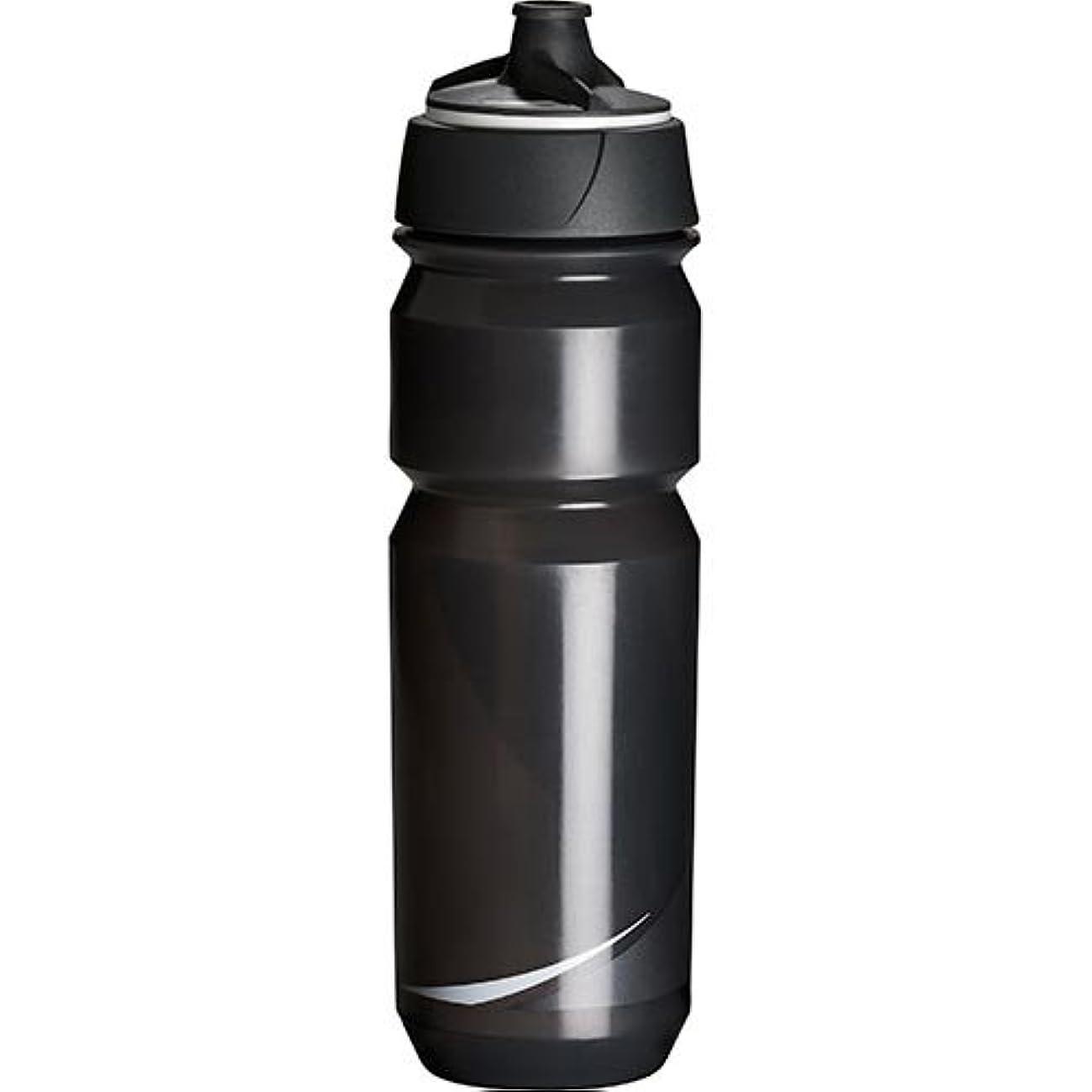 ヒステリックオプショナル炎上Tacx(タックス) Shanti Twist SMOKE/WHT 750 ボトル スモーク/ホワイト サイクルボトル