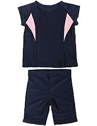 eca973d9052 Amazon.co.jp: 140 - 水着 / ガールズ: 服&ファッション小物