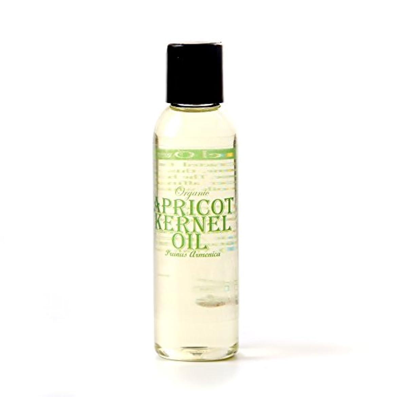 コントロール申し立てられた施しMystic Moments | Apricot Kernel Organic Carrier Oil - 125ml - 100% Pure