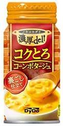 ダイドー 濃厚デリ コクとろコーンポタージュ 170gボトル缶×30本入×(2ケース)