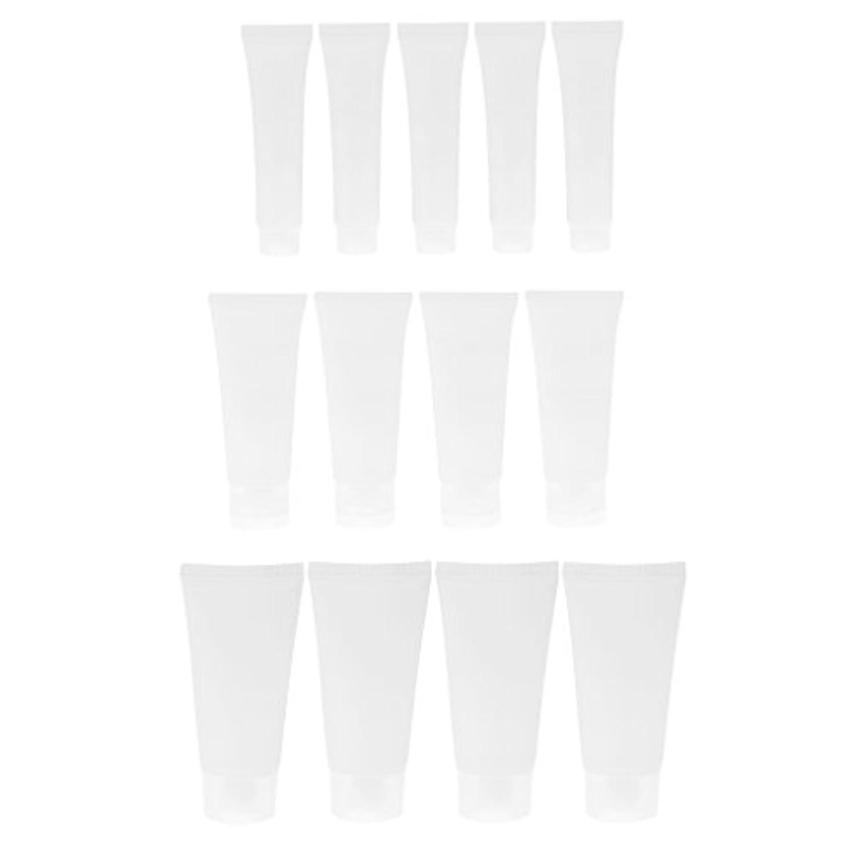 体操選手トリプル発行する15個セット 15ml / 50ml / 30ml 空チューブ ハンドクリーム ローション ボトル 軽量