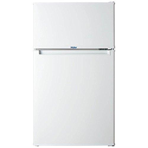 ハイアール 85L 2ドア冷蔵庫(直冷式)ホワイト【右開き】H...