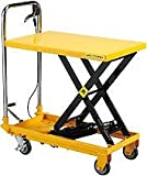 0304 リフト テーブル リフター 油圧 昇降 台車 150kg