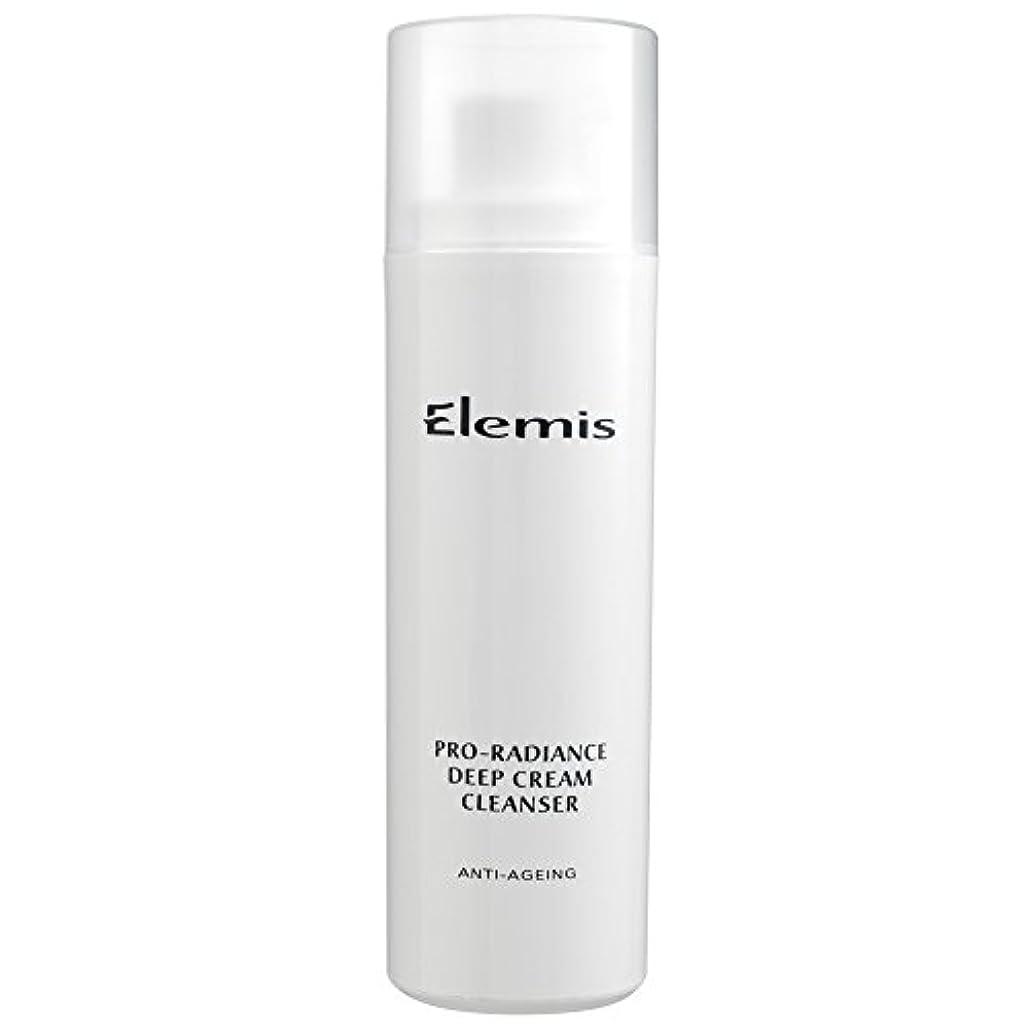 バランス共産主義者トンネルエレミスプロ輝きクリームクレンザー、150ミリリットル (Elemis) (x6) - Elemis Pro-Radiance Cream Cleanser, 150ml (Pack of 6) [並行輸入品]