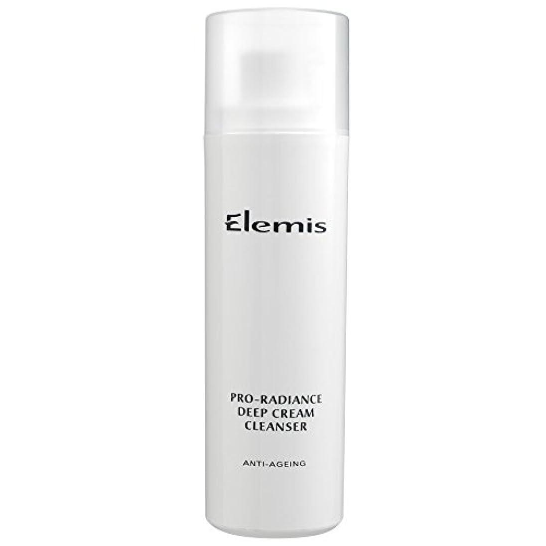 シソーラスピア困難エレミスプロ輝きクリームクレンザー、150ミリリットル (Elemis) (x6) - Elemis Pro-Radiance Cream Cleanser, 150ml (Pack of 6) [並行輸入品]