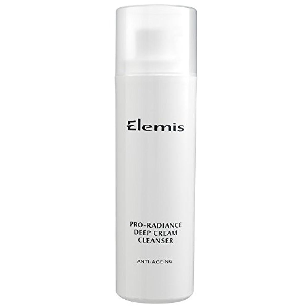 トチの実の木シェードお父さんエレミスプロ輝きクリームクレンザー、150ミリリットル (Elemis) - Elemis Pro-Radiance Cream Cleanser, 150ml [並行輸入品]