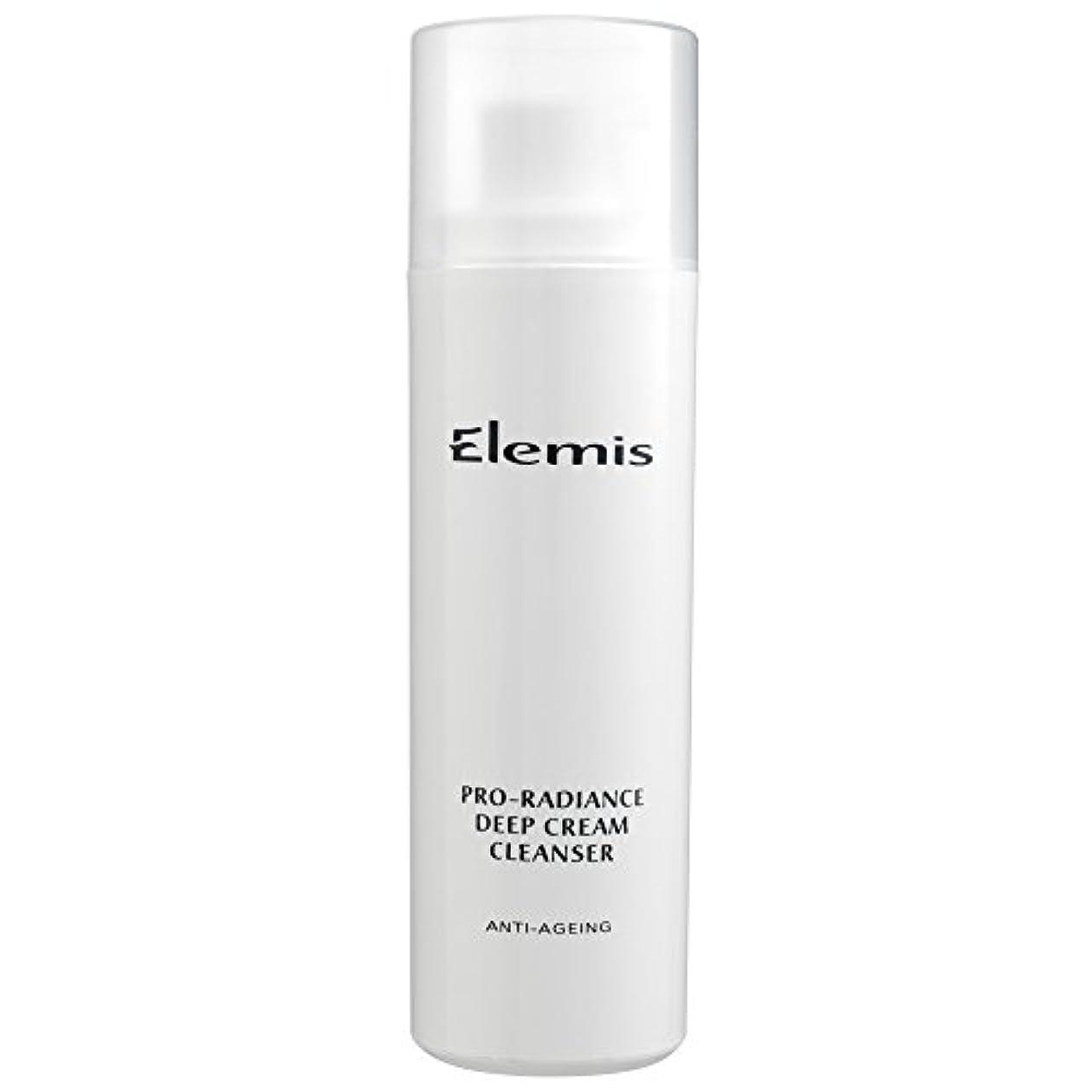 拡張劇的むさぼり食うエレミスプロ輝きクリームクレンザー、150ミリリットル (Elemis) (x2) - Elemis Pro-Radiance Cream Cleanser, 150ml (Pack of 2) [並行輸入品]