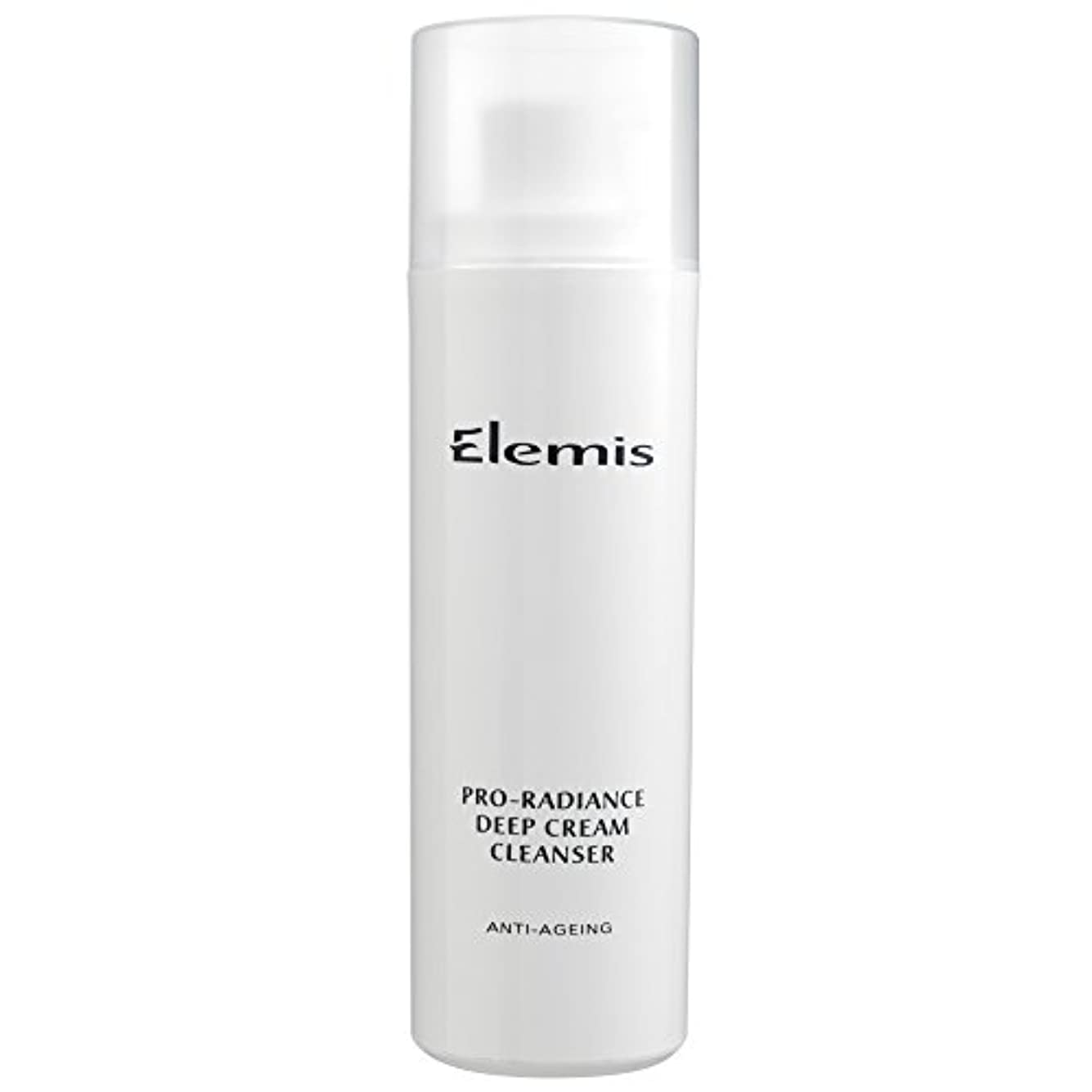 好意的別々に医師エレミスプロ輝きクリームクレンザー、150ミリリットル (Elemis) (x2) - Elemis Pro-Radiance Cream Cleanser, 150ml (Pack of 2) [並行輸入品]
