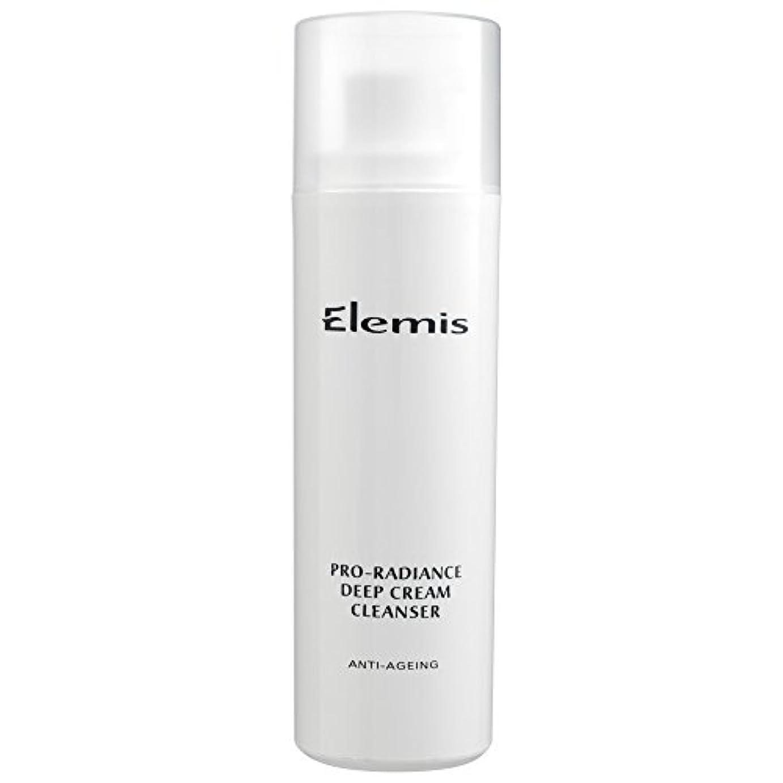 反応する致命的なセマフォエレミスプロ輝きクリームクレンザー、150ミリリットル (Elemis) (x6) - Elemis Pro-Radiance Cream Cleanser, 150ml (Pack of 6) [並行輸入品]