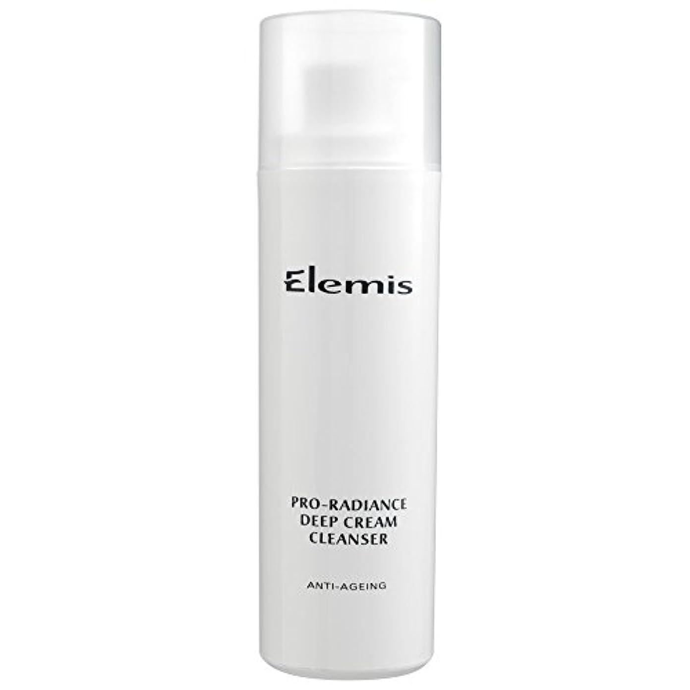 脅威有能な同級生エレミスプロ輝きクリームクレンザー、150ミリリットル (Elemis) - Elemis Pro-Radiance Cream Cleanser, 150ml [並行輸入品]